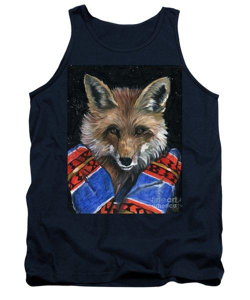 Fox Medicine Tank Top
