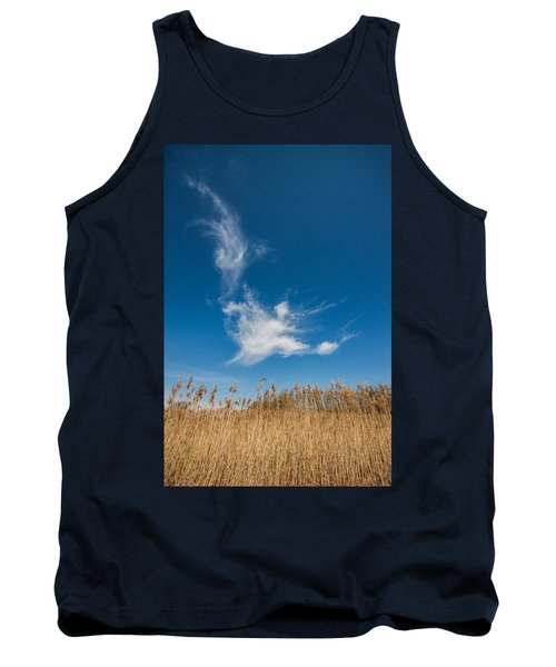 Tank Top featuring the photograph Freedom by Davorin Mance
