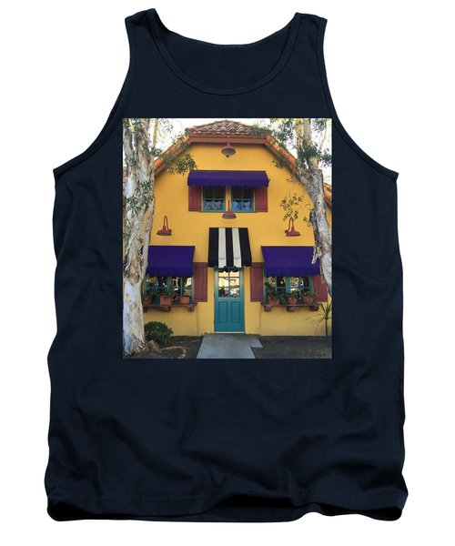 Tank Top featuring the photograph French Delectables by Peggy Stokes
