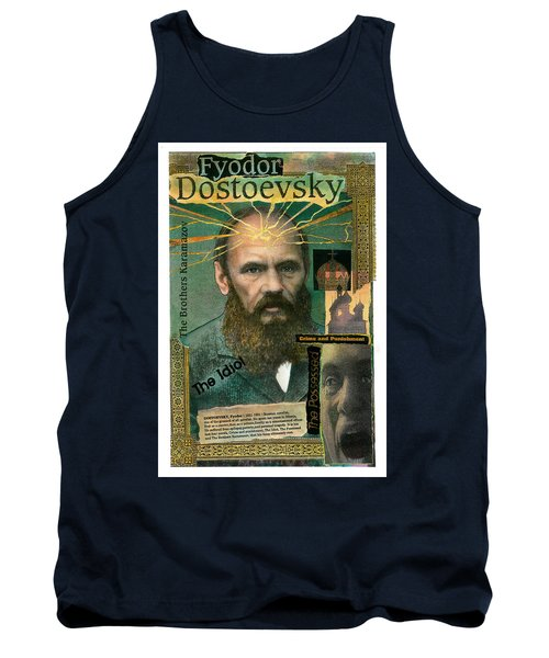 Fyodor Dostoevsky Tank Top