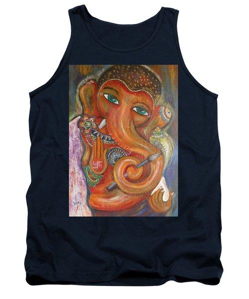 Ganesha My Muse Tank Top