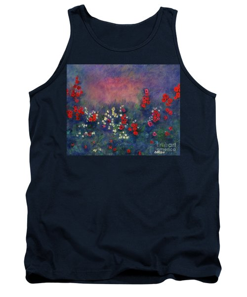 Garden Of Immortality Tank Top