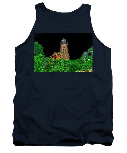 Genesee Lighthouse Tank Top
