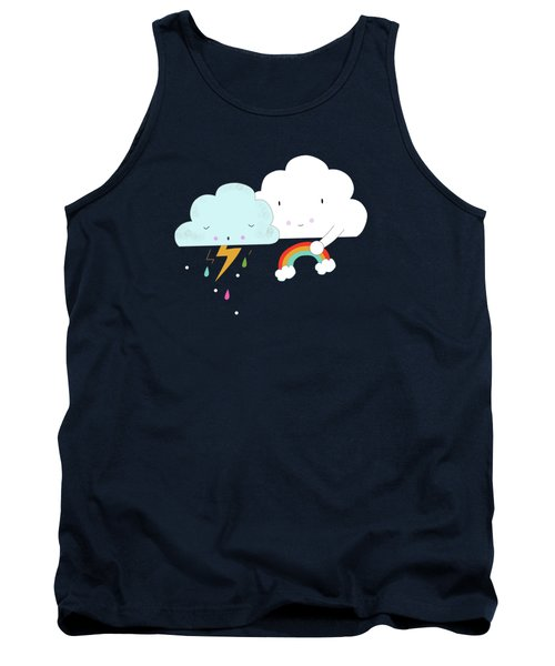 Get Well Soon Little Cloud Tank Top