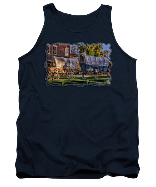Ghost Of Old West No.1 Tank Top