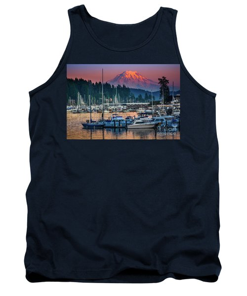 Gig Harbor Dusk Tank Top