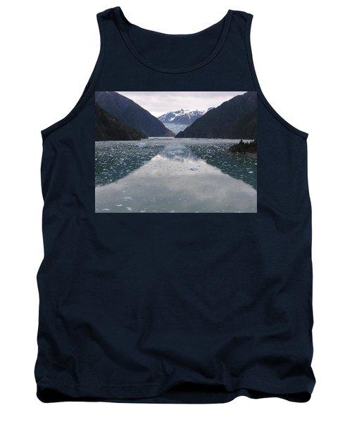 Glacier Blues Tank Top
