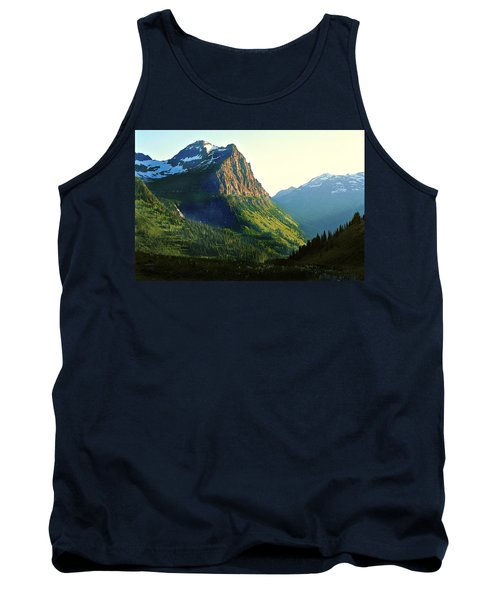 Glacier National Park 2 Tank Top