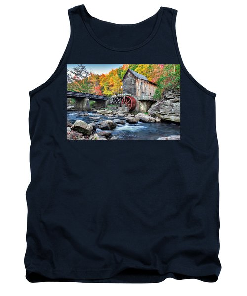 Glade Creek Grist Mill Tank Top