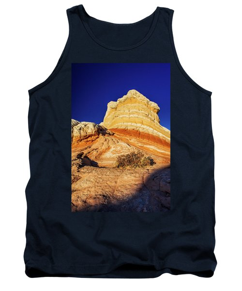 Tank Top featuring the photograph Glimpse by Chad Dutson