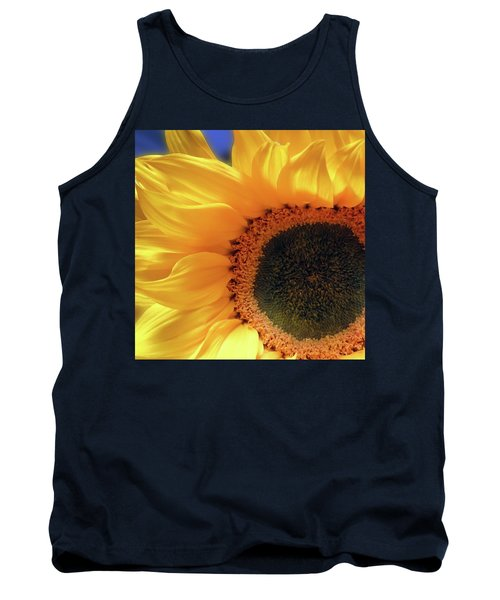 Glorious Sunflower Tank Top