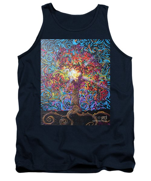 Glow Of Love Tank Top
