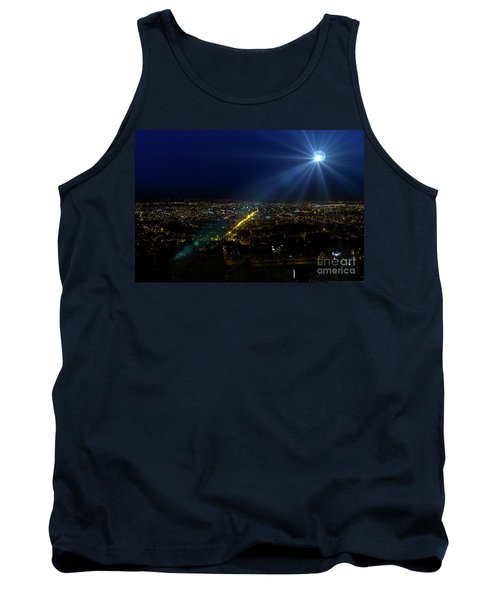 God Loves Cuenca Tank Top by Al Bourassa