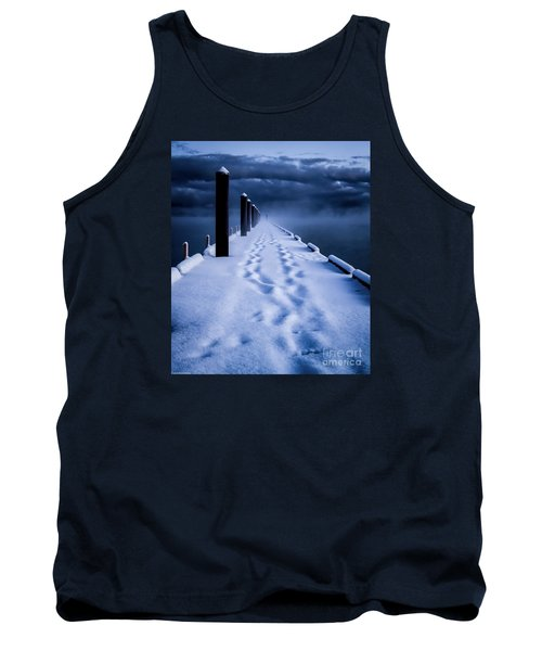 Tank Top featuring the photograph Going To The End by Mitch Shindelbower