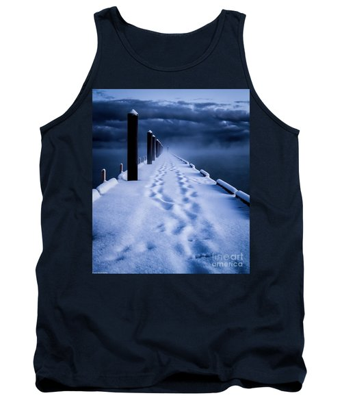 Going To The End Tank Top