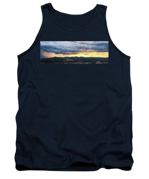Golden Hour In Volterra Tank Top