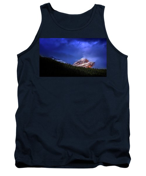 Tank Top featuring the photograph Golden Nugget by John Poon