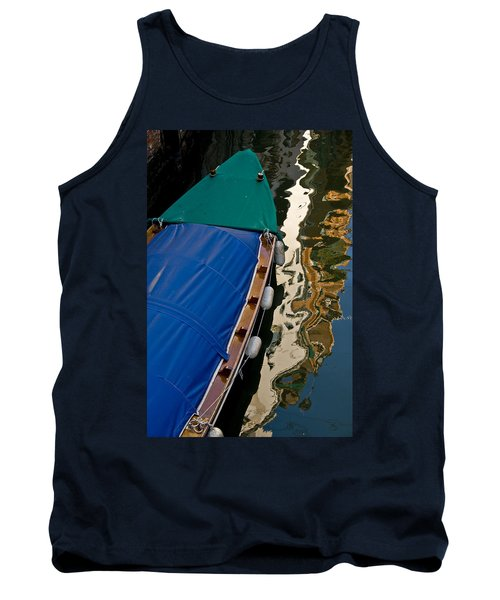 Gondola Reflection Tank Top by Harry Spitz