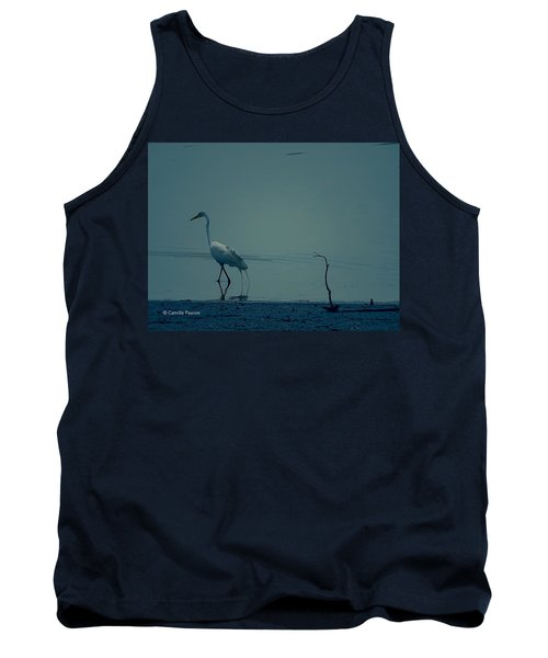 Gone Fishing  Tank Top
