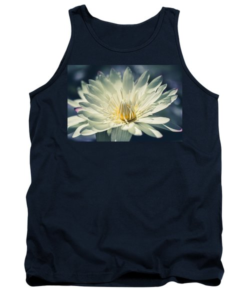 Tank Top featuring the photograph Grace by Laura Roberts