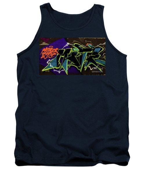 Graffiti_18 Tank Top