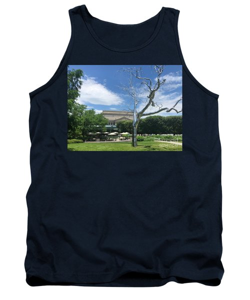 Graft Tank Top