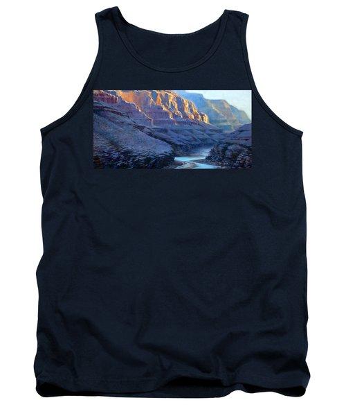 Grand Canyon Dawns Tank Top