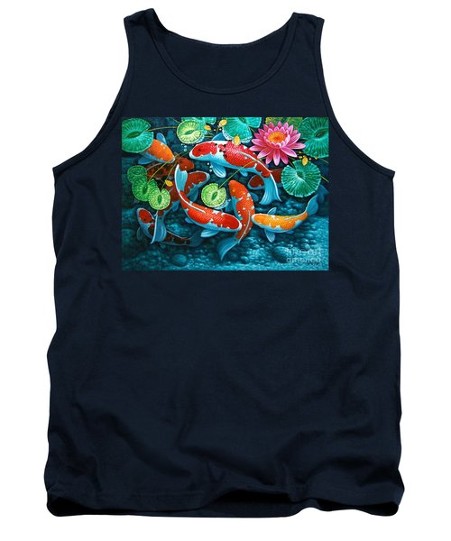 Growing Affluence Tank Top