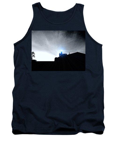 Guiding Light-alcatraz Tank Top