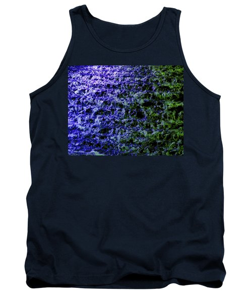 Tank Top featuring the photograph Guildford Waterfall by Will Borden