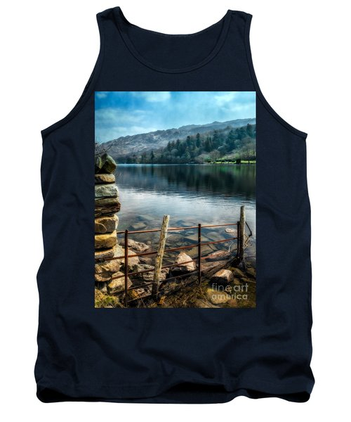 Gwynant Lake Tank Top