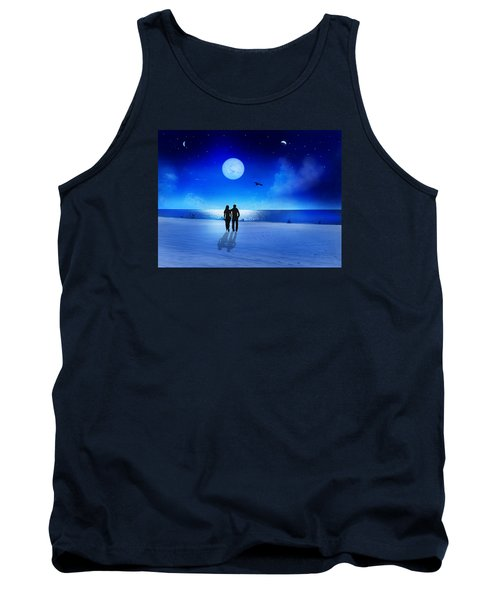 Night Blessings Tank Top
