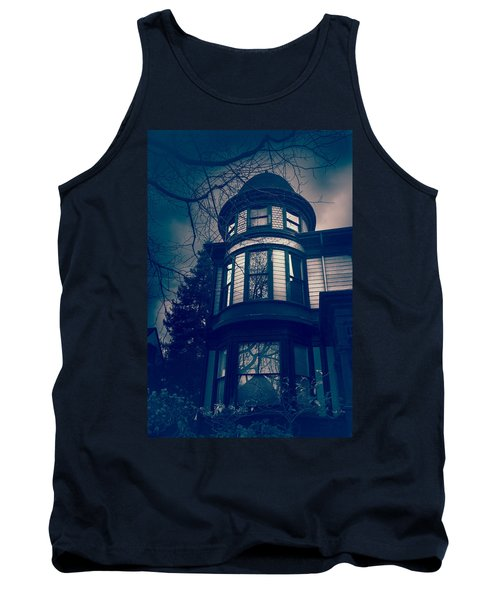Halloween In The Park Tank Top