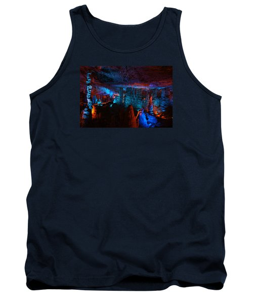 Halls Of The Mountain King 1 Tank Top