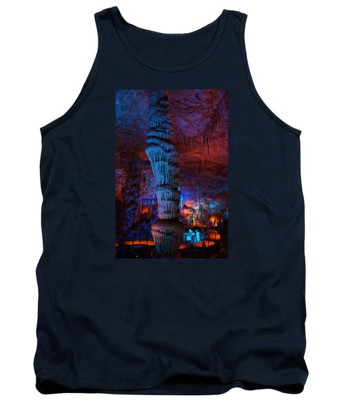 Halls Of The Mountain King 3 Tank Top