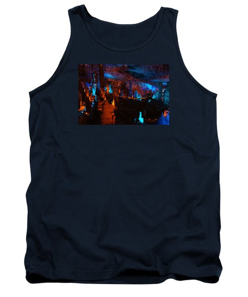 Halls Of The Mountain King 4 Tank Top