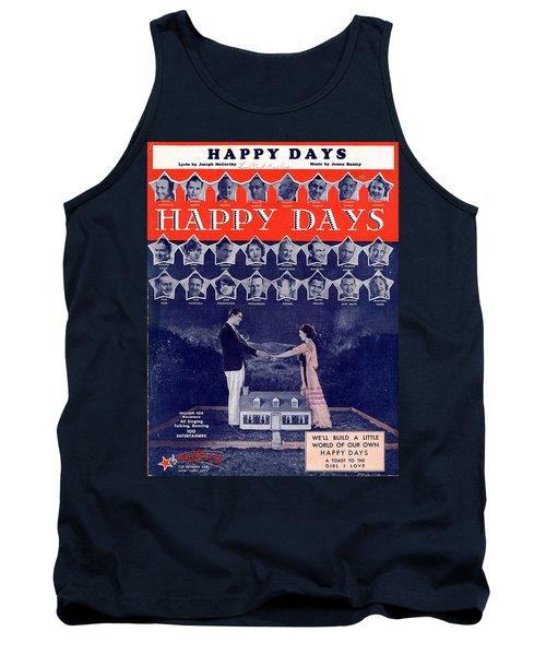 Happy Days Tank Top