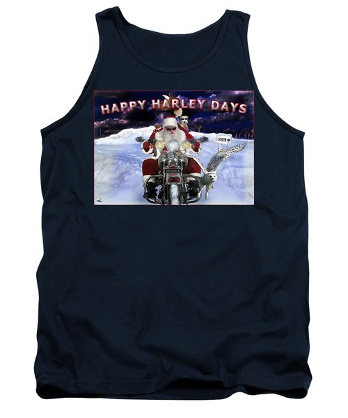Happy Harley Days Tank Top