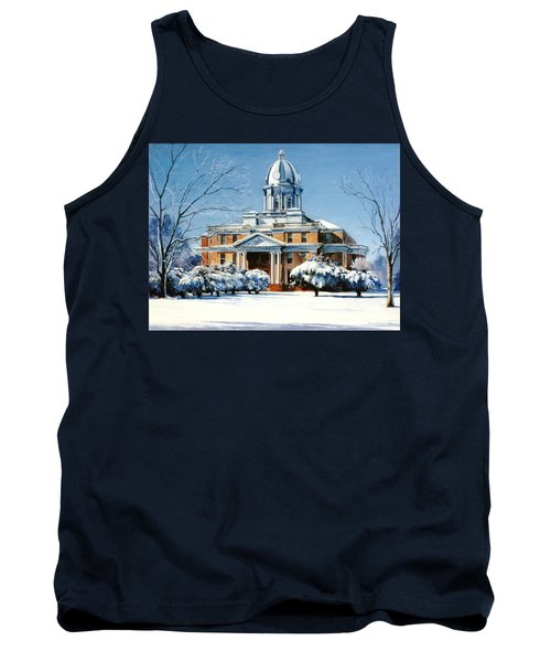 Hardin County Courthouse Tank Top