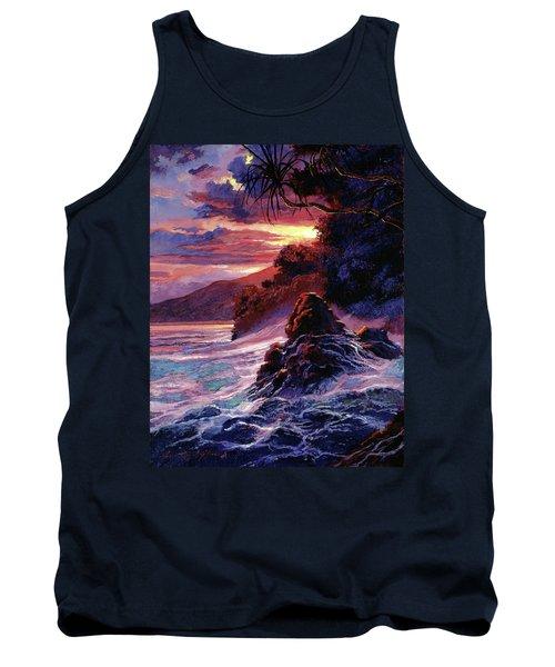 Hawaiian Sunset - Kauai Tank Top