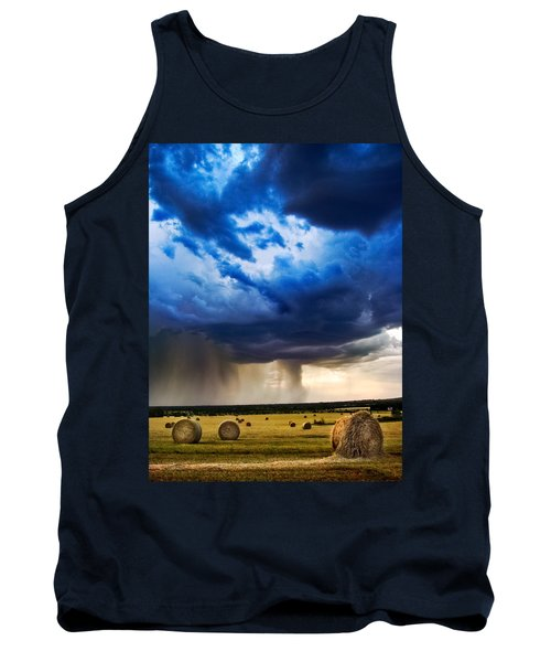 Hay In The Storm Tank Top