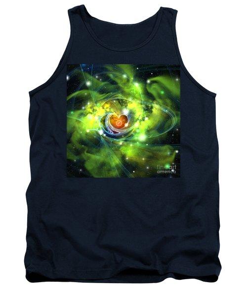 Heart Nebula Tank Top