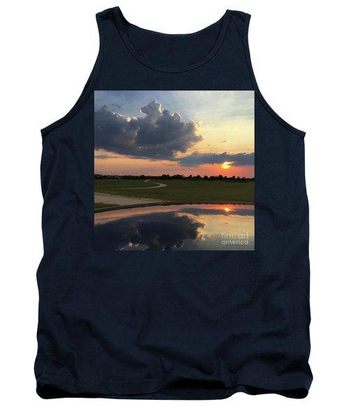 Heavenly Sunset Tank Top