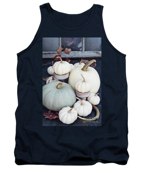 Heirloom Pumpkins And Antlers Tank Top