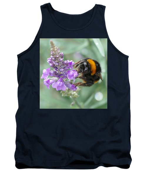 Tank Top featuring the photograph Hello Flower by Ivana Westin