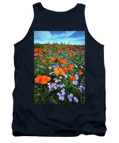 High Desert Wildflowers Tank Top