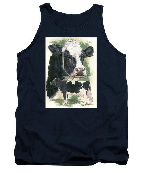 Holstein Tank Top