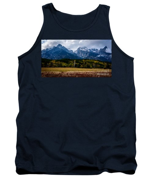 Tank Top featuring the photograph Home Sweet Home by Sandy Molinaro