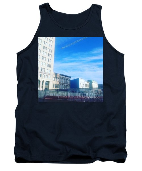 Horse Capital Of The World Tank Top