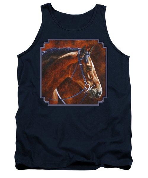 Horse Painting - Ziggy Tank Top